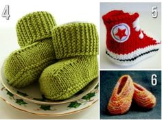 knitting patterns free baby shoes...http://www.pinterest.com/misty_z/knitting/