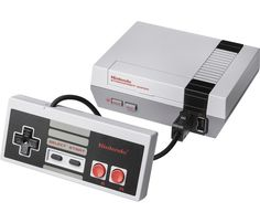 $59.99 New at Best Buy? Nintendo - Entertainment System: NES Classic Edition - Front Zoom