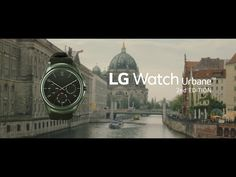 LG Urbane 2nd Edition is First Cellular Connected Android Wear Smartwatch - I4U News