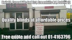 Blinds in Crumlin,Blinds in Tallaght