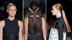 VAMFF HAIR TRENDS 2014: L'OREAL PROFESSIONNEL HAIR REPORT - RUNWAY 1