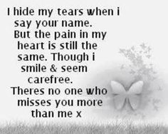 Always in my thoughts.. My Son.. My World!! Because of you, Gavin, my outlook in life has changed… the gift you've given me, I cherish it.. my little love.. i miss you so so much!