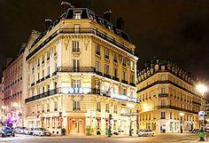 Hotel Normandy - de la Belle Epoque. gorgeous