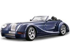 The Burago Morgan Aero 8, is a diecast model car from this fantastic manufacturer in 1/18th scale. Bburago's stunning range of 1/18 die cast cars cover subjects old and new including famous car brands like Morgan, Porsche, Lamborghini and Maserati. Each model has been replicated in 1/18 scale and features a factory painted metal body with multiple coloured plastic detailing parts.