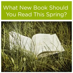 What New Book Should You Read This Spring?  --  Take this little test to determine...