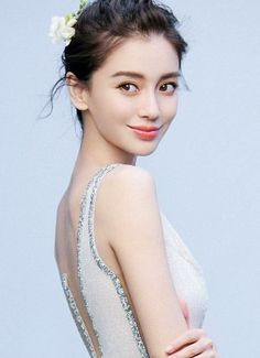 Angelababy releases new fashion shoots Pretty Asian, Beautiful Asian Women, Prity Girl, Angelababy, Cute Beauty, Good Looking Women, Japanese Girl, Bridal Makeup, Asian Woman
