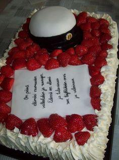 YO-kakku ylioppilaalle