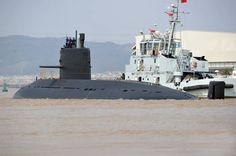 People's Liberation Army Navy's Type 041 Yuan Class (元級) Diesel-Electric Submarine