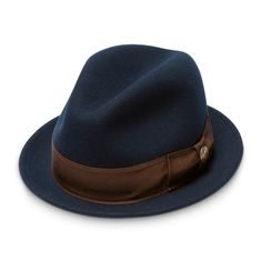 Salvatore Wool Fedora hat - Goorin Bros Hat Shop