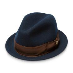 Salvatore Wool Fedora hat - Goorin Bros Hat Shop
