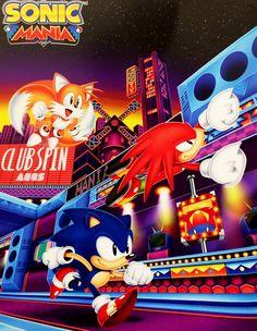 Sonic-Mania-poster-artwork.jpg (1278×1650)