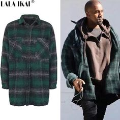 Compare Prices on Mens Plaid Wool Coat- Online Shopping/Buy Low ...