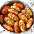 Шикарное блюдо из кабачка за 5 минут