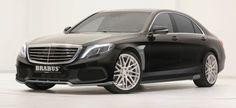 BRABUS veredelt die neue Mercedes S-Klasse Die Bottroper holen 730 PS, 1.065 Nm und 325 km/h aus der Limousine