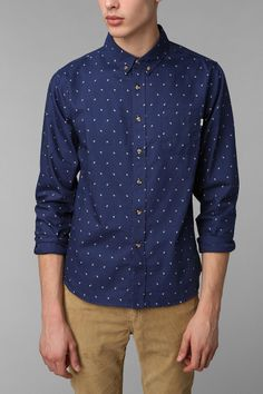 OBEY Brownsville Button-Down Shirt