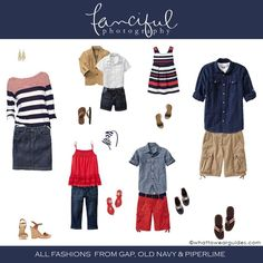 Family+Photo+What+to+Wear | Sarasota what to wear family June 2013 | what to wear