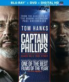 Captain Phillips [2 Discs] [Includes Digital Copy] [UltraViolet] [Blu-ray/DVD] [Eng/Fre/Spa] [2013], 22662118