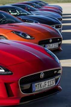 "supercars-photography: "" Jaguar F-Type "" Jaguar Sport, Jaguar F Type, Jaguar Cars, British Car Brands, Los Cars, Sports Models, Latest Cars, Expensive Cars, Amazing Cars"