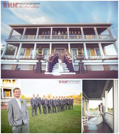 Willow Creek Winery Wedding | Cape May photographer | Kaitlyn and Rob » RHM Photography | South Jersey Wedding and Portrait Photographer