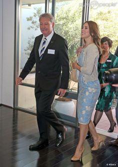 26 octobre 2013 voyage officiel à Sydney prince Frederik et la princesse Mary ont poursuivi leur visite officielle à Sydney.