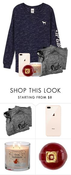 """""Studying"" "" by wander-krn ❤ liked on Polyvore featuring Victoria's Secret"