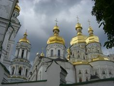 2014: Kiev Cave Monastery: Comprising an entire complex of churches and other religious buildings, this UNESCO World Heritage Site is perhaps most famous for its cavernous interior, where you'll need a candle to find your way around.