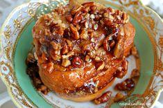 Buttermilk Cinnamon Pecan Rolls – Cozycakes Cottage Pecan Cinnamon Rolls, Pecan Rolls, Cinnamon Pecans, Cinnamon Recipe, Brunch Recipes, Dessert Recipes, Desserts, Brunch Ideas, Brunch Foods