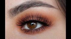 Fall Smokey Eye   ColourPop Yes Please Palette