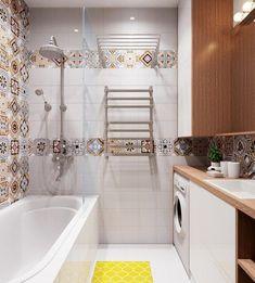 Интересная ванная комната - Дизайн интерьеров | Идеи вашего дома | Lodgers