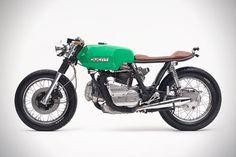e283298930 Ducati 860 GTS Cafe Racer by 6 5 4 Motors 3