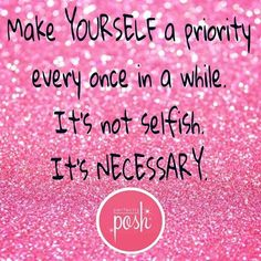 PAMPER YOURSELF WITH POSH!