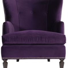 Nadine chair, puprle, chair, living room, furniture, home, decor, home accents, modern, contemporary, living, katzberrySofas & Loveseats | Katzberry Home Decor