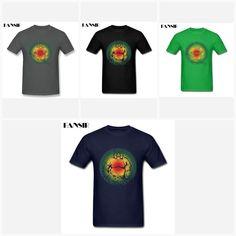 4080e15b Fashion T Shirt For Men Rasta Buddha Men Tshirts Short Sleeve O Neck Guys  Brand Clothing