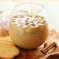 Cinnamon Horchata with Espresso.