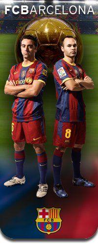 Encara que Messi és el millor, és injust que aquests dos no hagin guanyat mai la Pilota d'Or