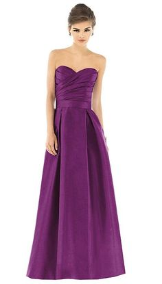 Alfred Sung Bridesmaid Dress Dessy Dresses Wedding Bridesmaids Navy Blue