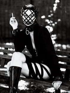 A woman of restraint Photo of Emily Baker by Mert  Marcus for Interview