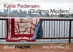 A blog about modern quilting.