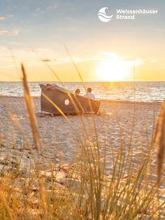 Das Rauschen der Wellen, der weiche Sand zwischen den Zehen, die Sonnenstrahlen auf der Haut, der Geruch des Meeres und der Geschmack vom Salzwasser. Der schöne Ausblick auf ein unendlich scheinendes Meer, einen kilometerlangen Sandstrand und die vielen Strandkörbe. Das ist Urlaub an der Ostsee am Weissenhäuser Strand! Mit unseren beiden Schlafstrandkörben wird deine Auszeit am Meer zu einem ganz besonderen Erlebnis. Weissenhäuser Strand, Am Meer, Dandelion, Flowers, Plants, Beach Tops, Infinite, Sun Rays, Time Out