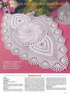 Diana Robotki Nº 3 - Justyna Konicka - Picasa Webalbumok Crochet Stitches Patterns, Doily Patterns, Crochet Chart, Filet Crochet, Irish Crochet, Stitch Patterns, Knit Crochet, Crochet Books, Crochet Home