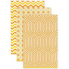 Jonathan Adler | Happy Chic | Lola Set of 3 Kitchen Towels