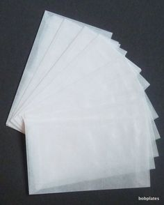 BOBPLATES 100 #3 Glassine Envelopes New Stock *Free Shipping from the US*  - http://stamps.goshoppins.com/stamp-publications-supplies/bobplates-100-3-glassine-envelopes-new-stock-free-shipping-from-the-us/