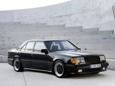 "1986-1990 W124 ""The Hammer"""