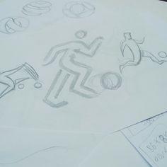 #pilka #gramy #tworzymy #logo #ilogo #nowe