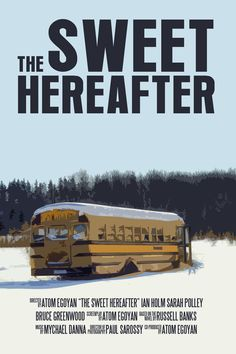 The Sweet Hereafter #Movie #Poster #Film #AMPTalent #Canada