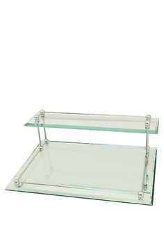 NEU HOME Mirrored Vanity Tray