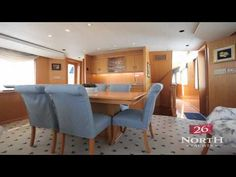 26 North Yachts: 85 Burger Yacht - HD Video Tour