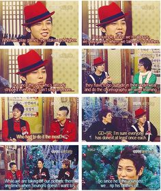 Big Bang games BWAHAHAHA! <3 I wanna play at their house!