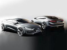 New photos of the future Hyundai Elantra