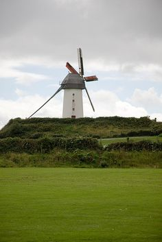 Windmill ~ Skerries, County Dublin, Ireland